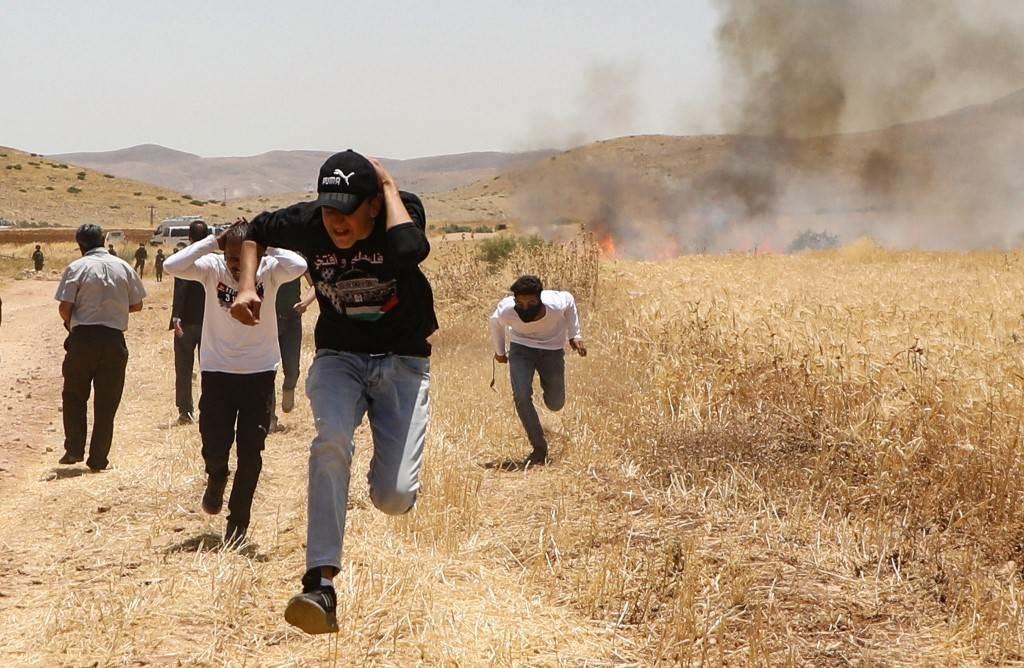 وثيقة سرية حول الاستعداد لخطوات إسرائيلية أحادية في الضفة