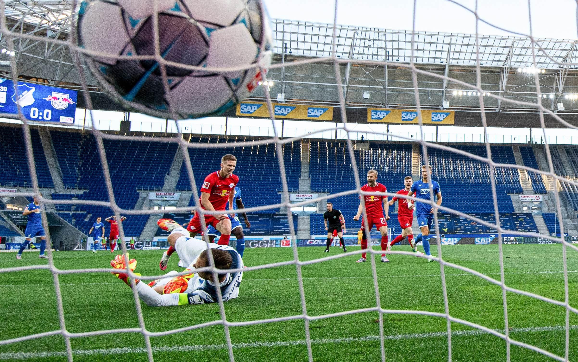 الدوري الألماني: لايبزيغ يعود إلى سكة الانتصارات