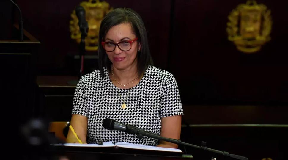 """كراكاس تعيّن قاضية عليها """"عقوبات"""" رئيسة للمجلس الانتخابي"""