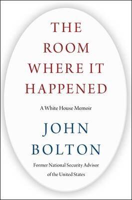 """""""بعد إدخال تعديلات"""".. بولتون سينشر كتابه الذي يوثق تجاوزات ترامب"""