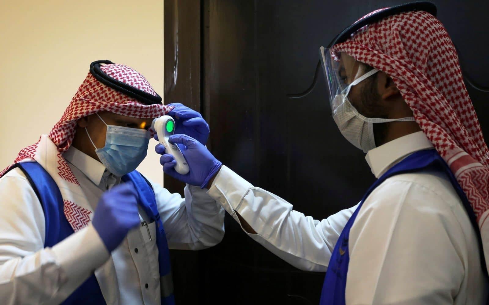 السعودية تسجّل أعلى عدد إصابات بفيروس كورونا
