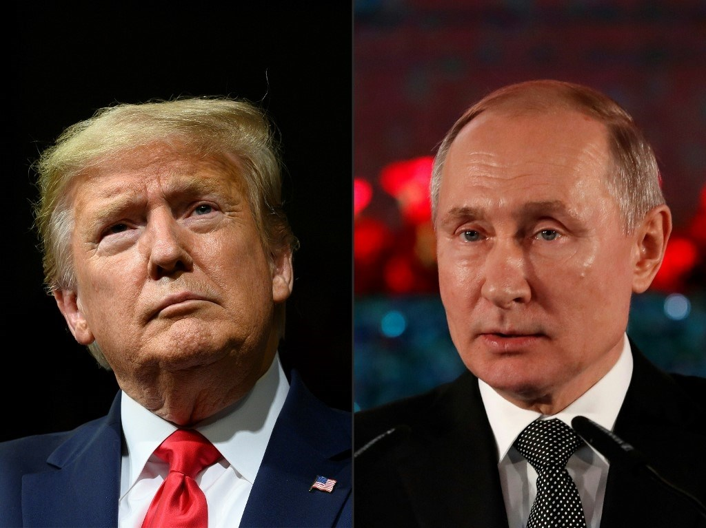 بوتين: التظاهرات الأميركية مؤشر على وجود أزمات داخلية عميقة في البلاد