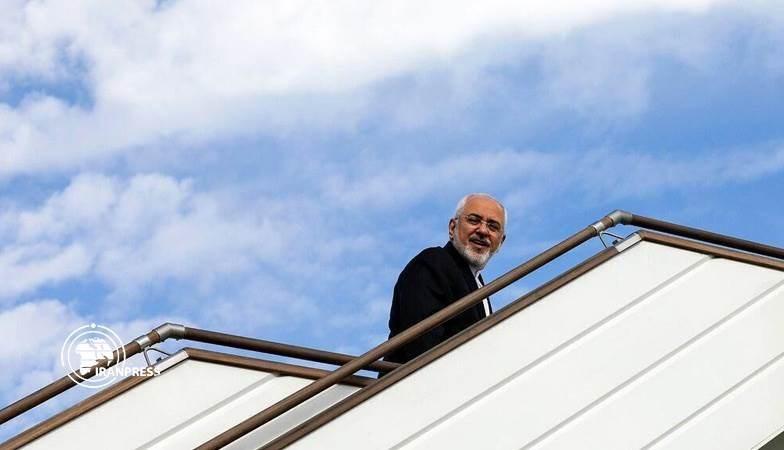 ظريف يصل إلى تركيا اليوم لبحث المسائل الإقليمية