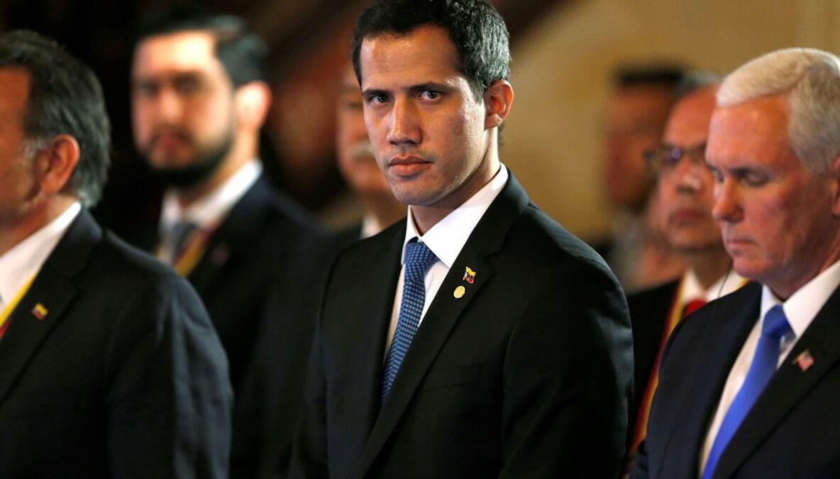 غوايدو يؤكد أنه لن يعترف بالهيئة الانتخابية في فنزويلا