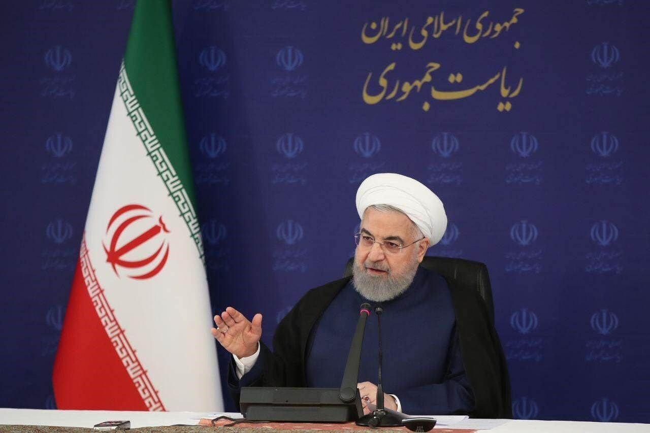 روحاني: إنهاء حظر الأسلحة على إيران هو من أهم إنجازات الاتفاق النووي