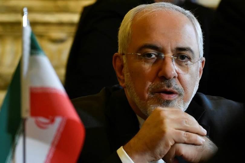 """ظريف: لا أساس لمزاعم """"المنشأ الإيراني"""" للصواريخ التي استهدفت أرامكو"""