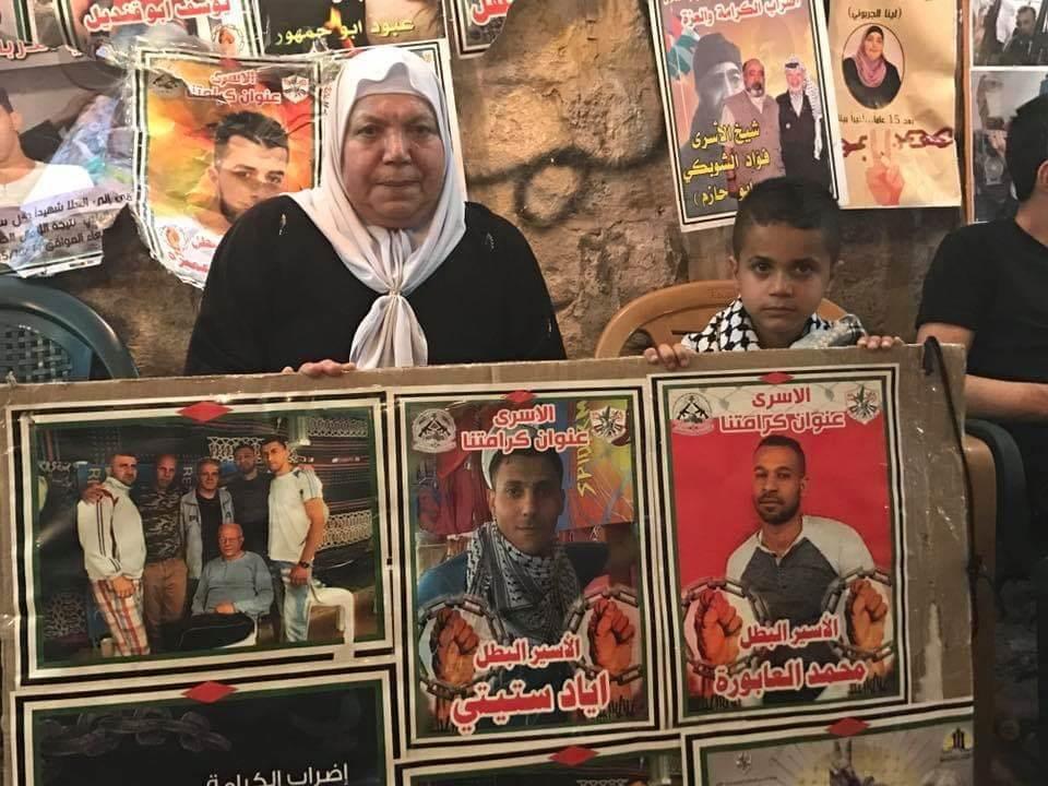 6 أسرى يدخلون أعواماً جديدة داخل سجون الاحتلال