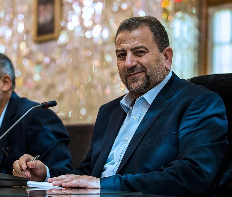 """العاروري: """"حماس"""" ستسلك كل الطرق لمواجهة مشروع الضم الإسرائيلي"""