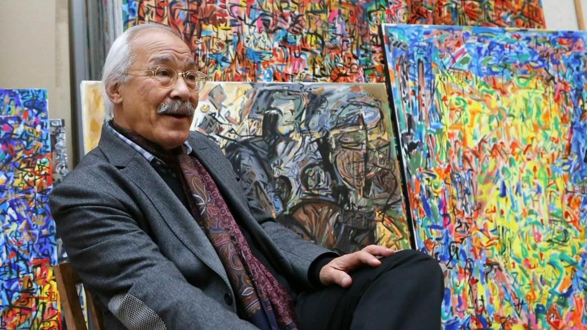 الفن التشكيلي الجزائري يخسر محجوب بن بلة