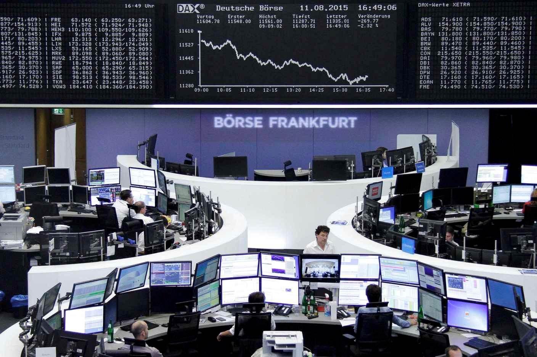 أسهم أوروبا تنخفض جراء المخاوف من موجة ثانية لفيروس كورونا