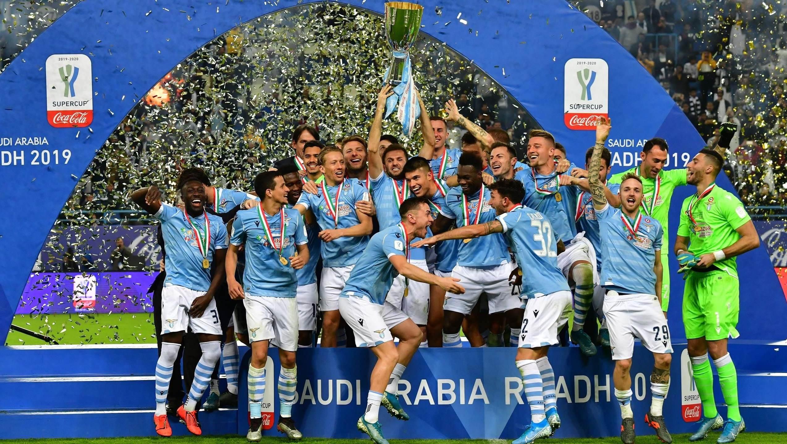 الدوري الإيطالي: رئيس لاتسيو يحفز لاعبيه لتحقيق اللقب