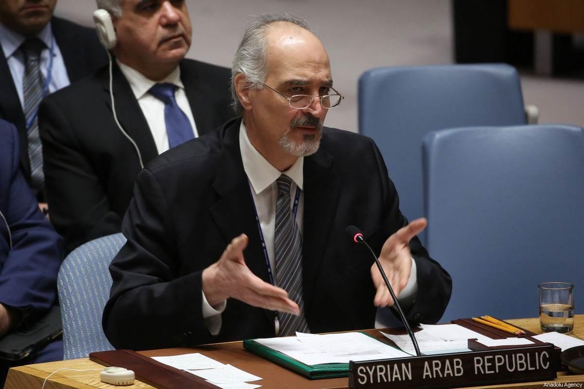 الجعفري: الحصار أسلوب إرهابي تمارسه الحكومة الأميركية