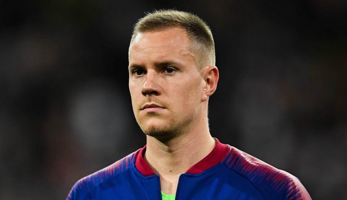 برشلونة سيمدّد عقد تير شتيغن