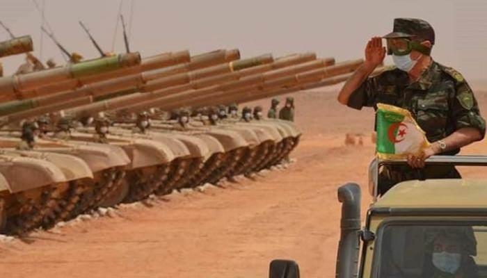 ما بين المغرب والجزائر.. توتّر عسكريّ مكتوم