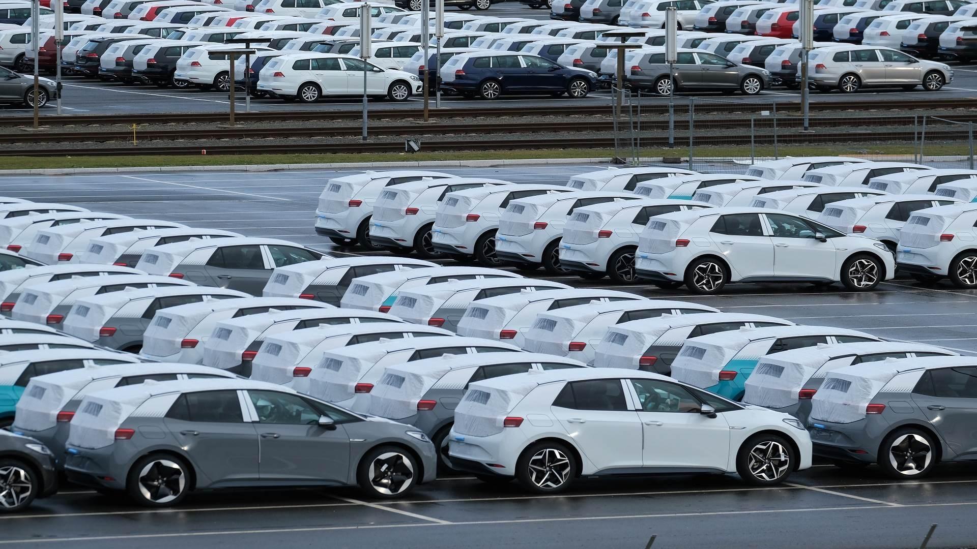 سوق السيارات الأوروبي يتراجع بأكثر من 52% في أيار/مايو
