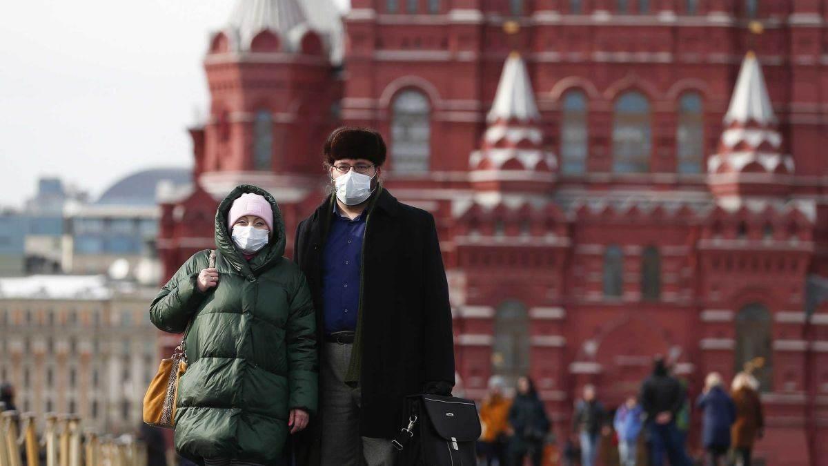"""في إطار تخفيف قيود """"كورونا"""".. الحياة تعود إلى موسكو"""