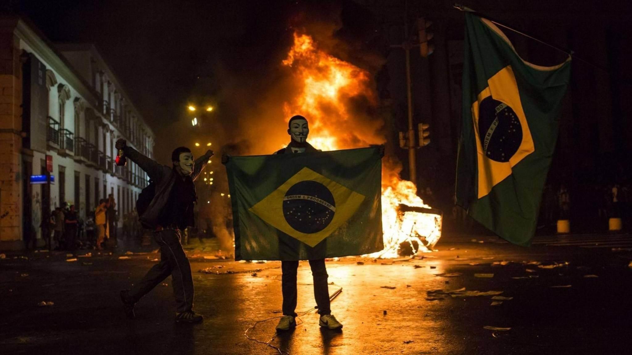 حلفاء الرئيس البرازيلي.. إلى التحقيق!