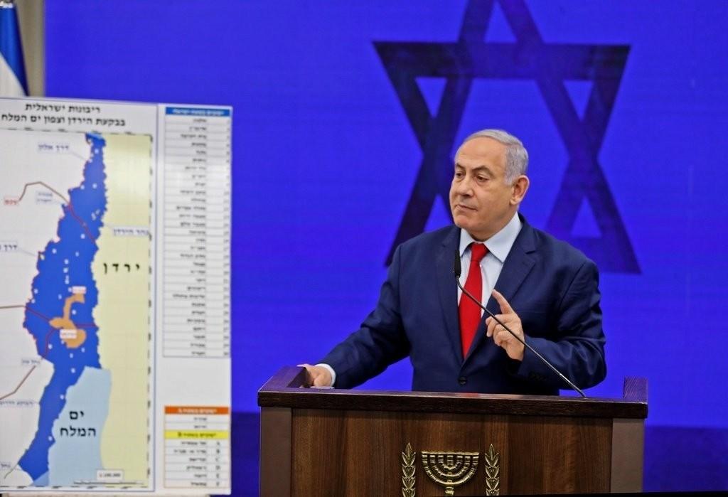 الإعلام الإسرائيلي: خطة نتنياهو للضم على مرحلتين