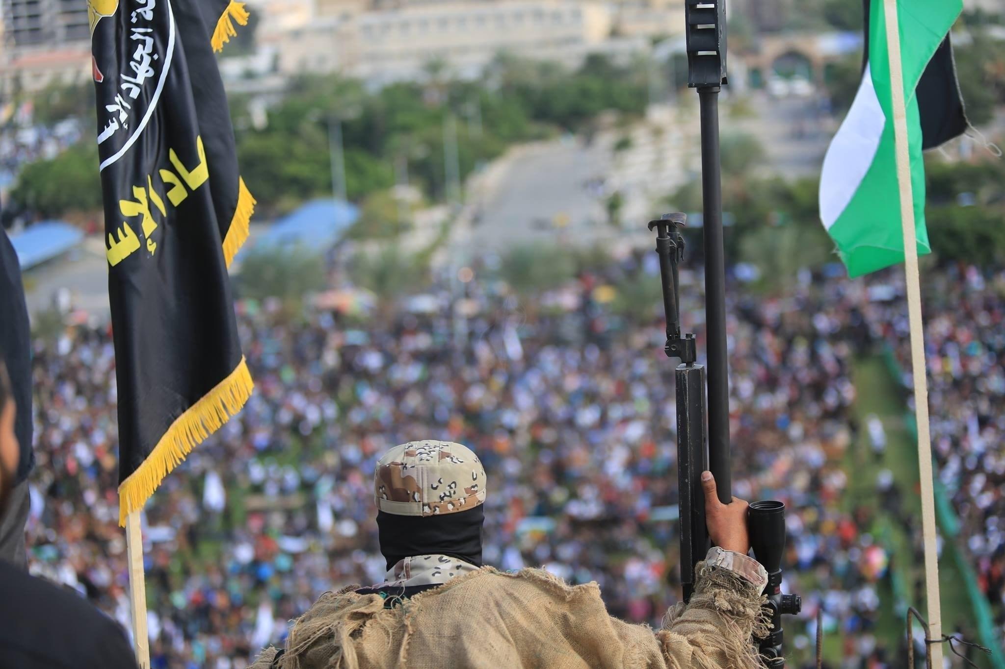 """""""الجهاد الاسلامي"""": العقوبات الأميركية على سوريا تأتي في سياق العدوان المتواصل"""