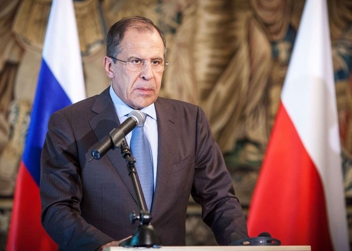 لافروف: موسكو ترحب بأي مساعدة أميركية لتحقيق تسوية سلمية في ليبيا