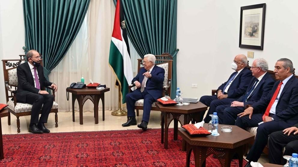 مصادر للميادين: إلغاء زيارة شكري لرام الله يثير القلق من موقف القاهرة من الضم