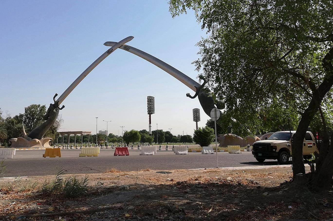 العراق: سقوط صواريخ على المنطقة الخضراء
