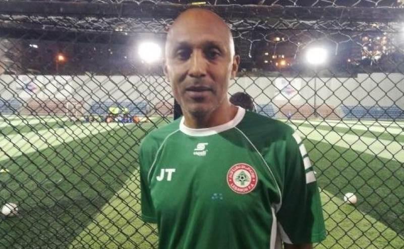 جمال طه مدرّباً جديداً لمنتخب لبنان
