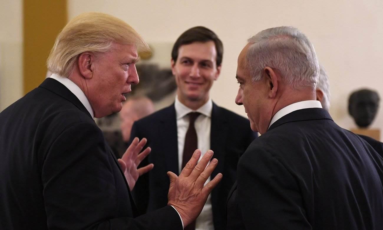 """نتنياهو يؤكد ثقته المطلقة بكوشنر: يعزز مصلحة """"إسرائيل"""""""