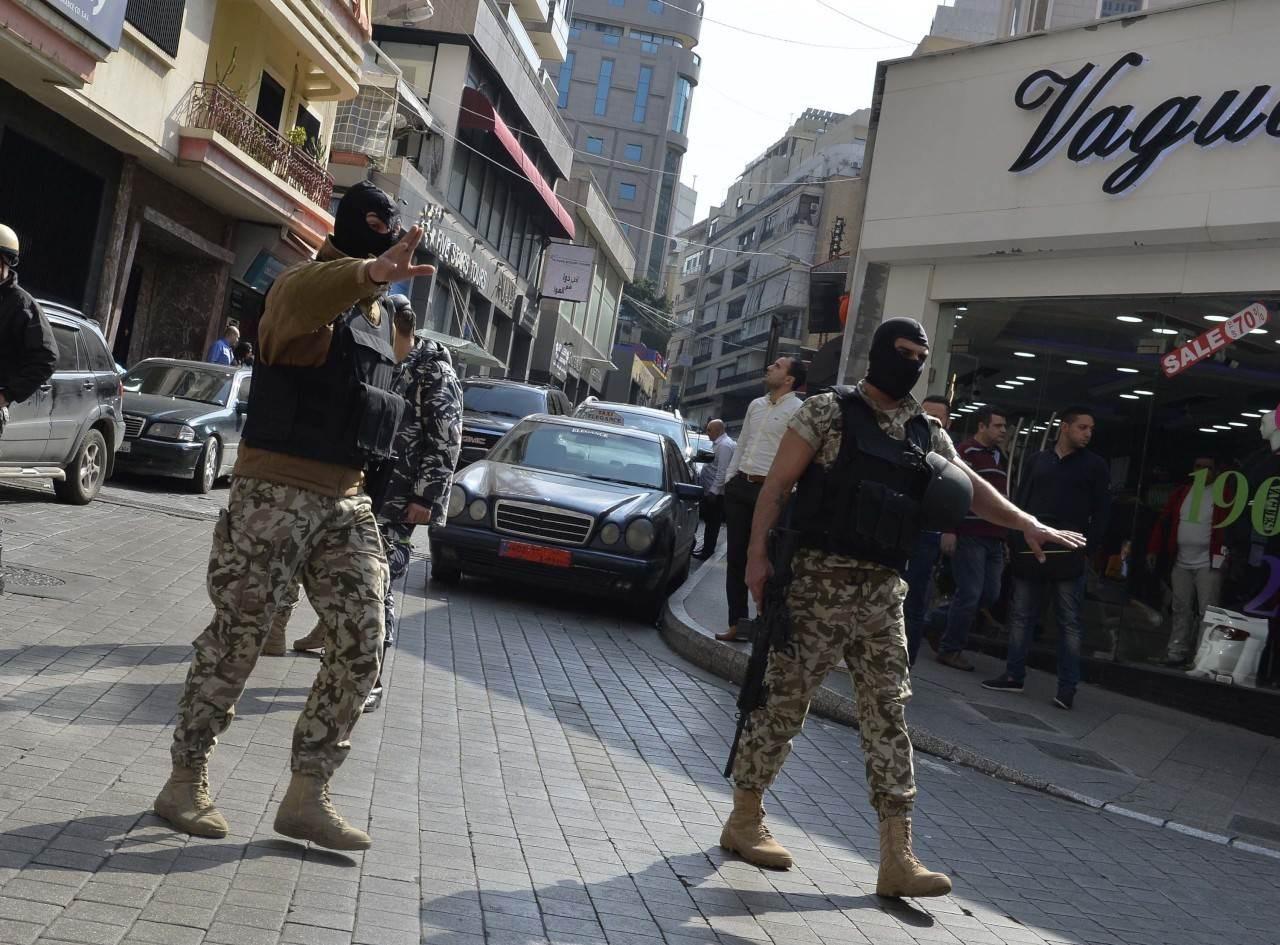 """الأمن العام اللبناني يعتقل عناصر من تنظيم """"داعش"""""""