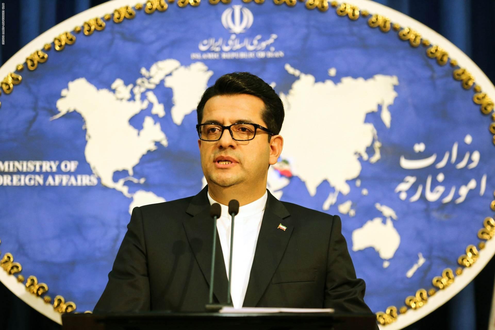 """طهران تدين """"قيصر"""": مخالف للقوانين الدولية"""