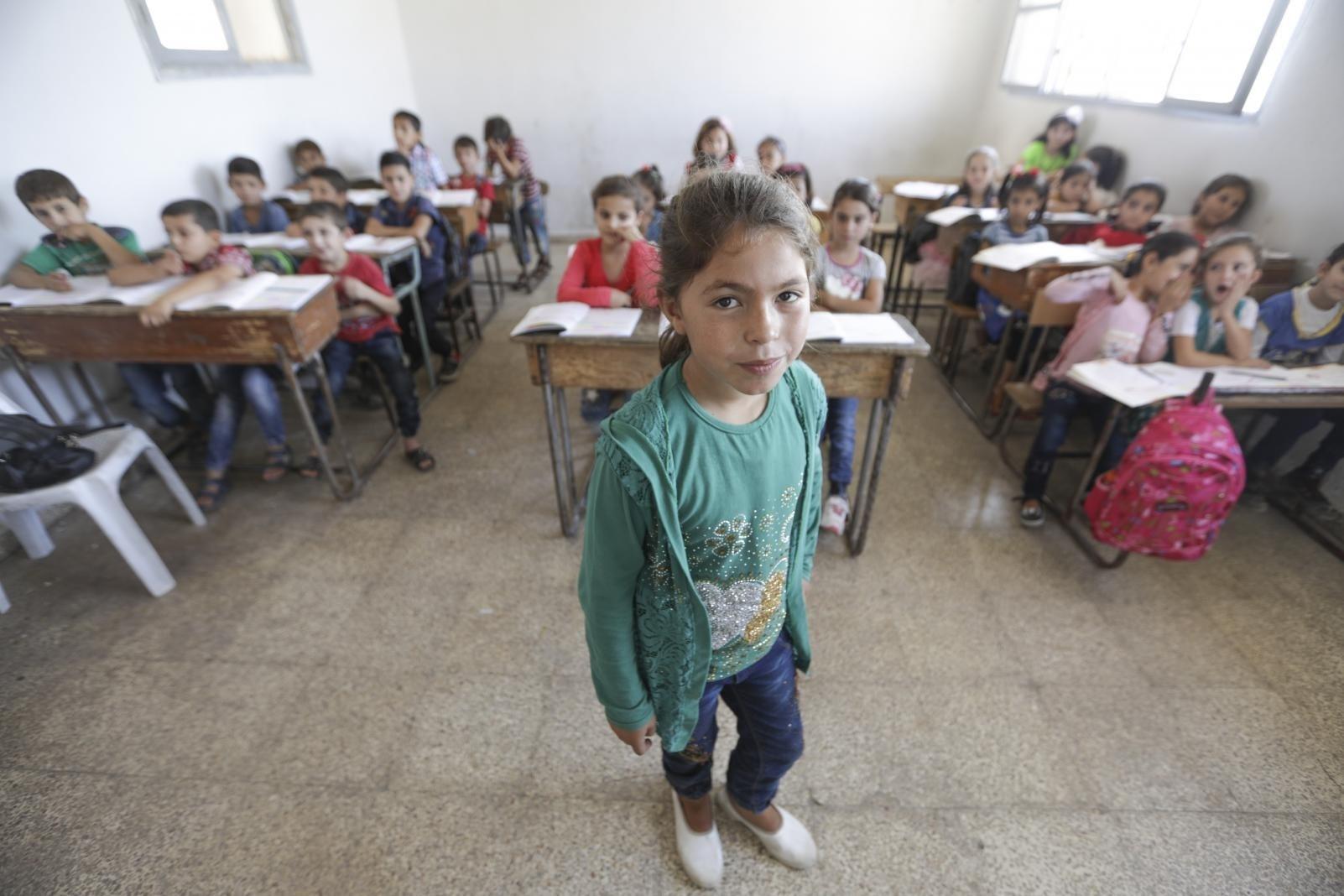المجموعات المسلحة تمنع طلاباً سوريين من العبور لمراكز الامتحانات