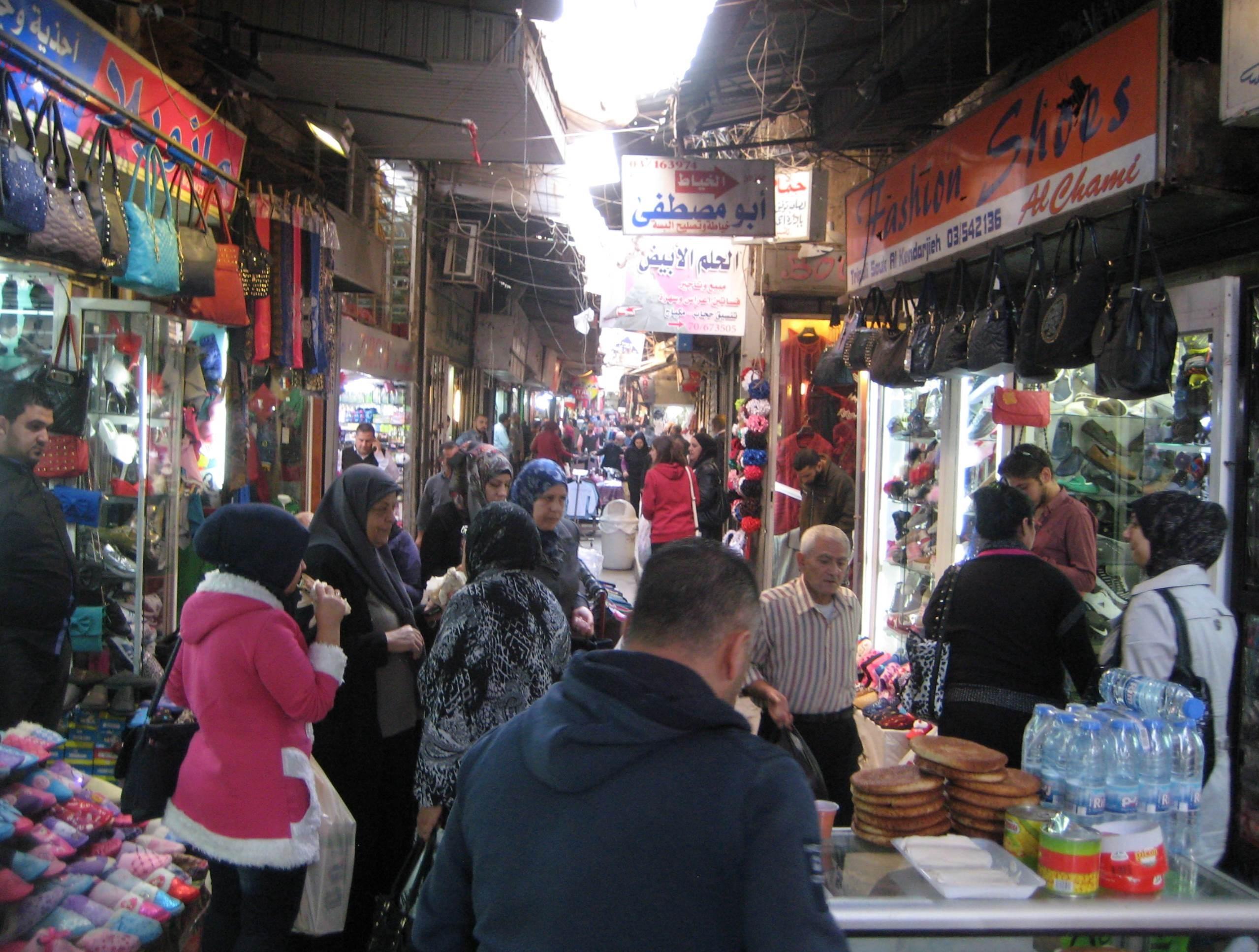 سوق البازركان: من أحياء طرابلس القديمة