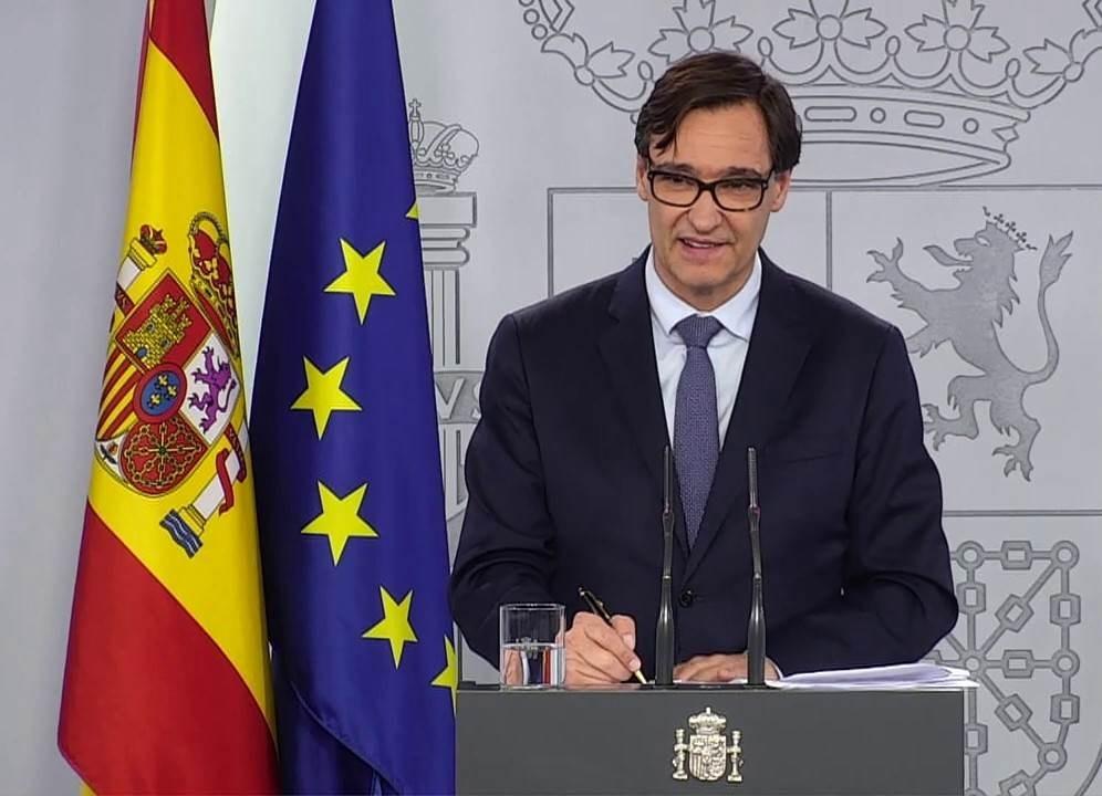 """وزير الصحة الإسباني: عودة الدوري """"إنجاز"""" ضخم"""