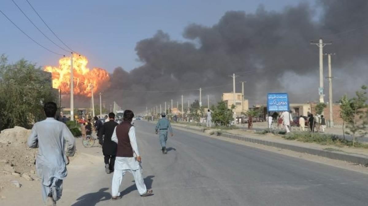 انتحاري يفجّر نفسه في الحي الدبلوماسي بالعاصمة الأفغانية