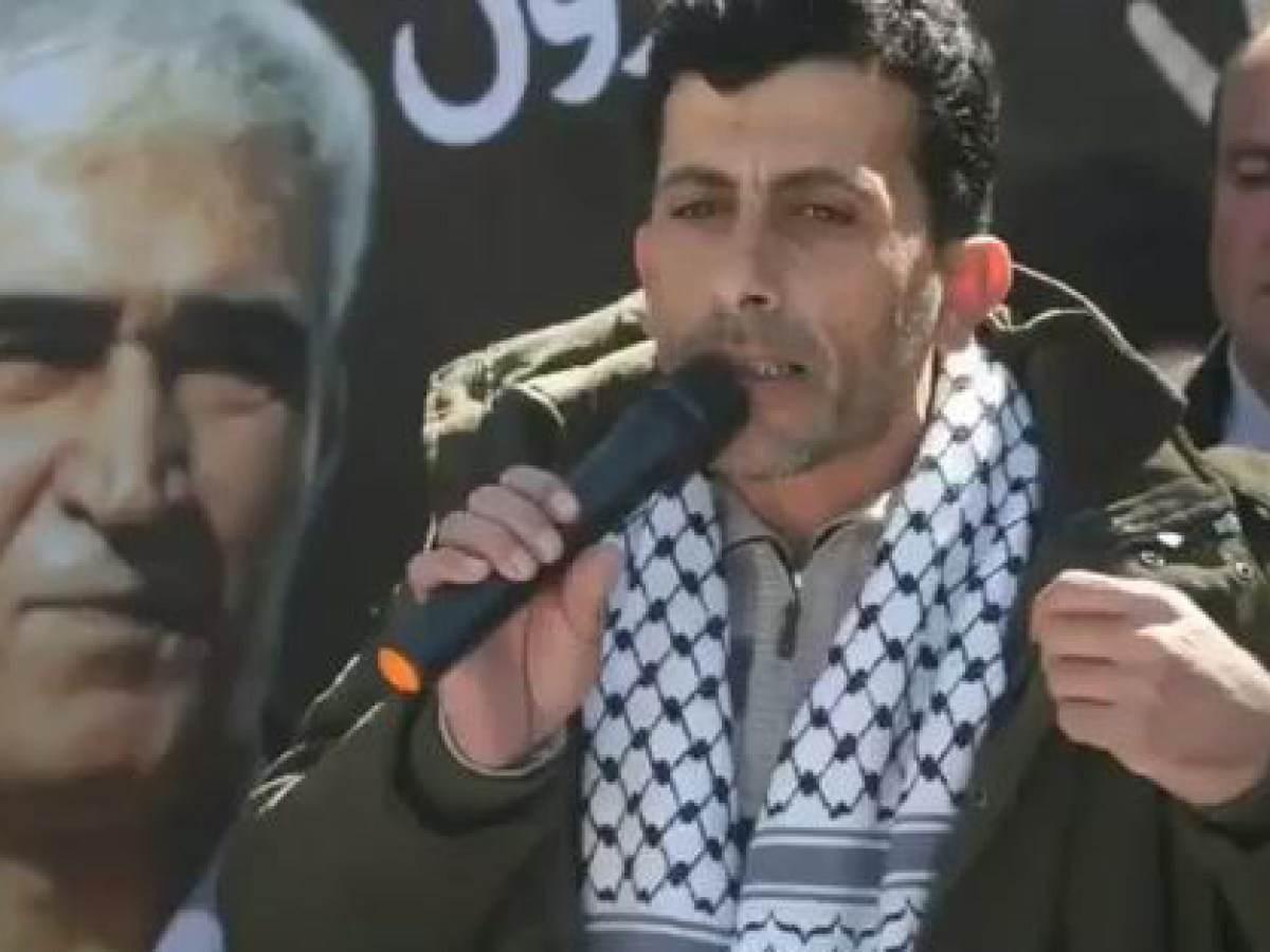 الأسير سامي جنازرة يعلّق إضرابه عن الطعام