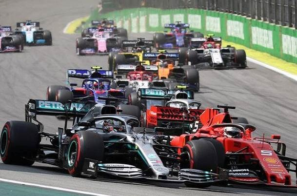 الفورمولا 1: الإعلان عن برنامج السباقات الثمانية الأولى