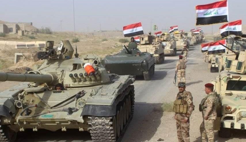 """انطلاق عمليات """"أبطال العراق الثانية"""" من 5 محاور لملاحقة فلول داعش"""