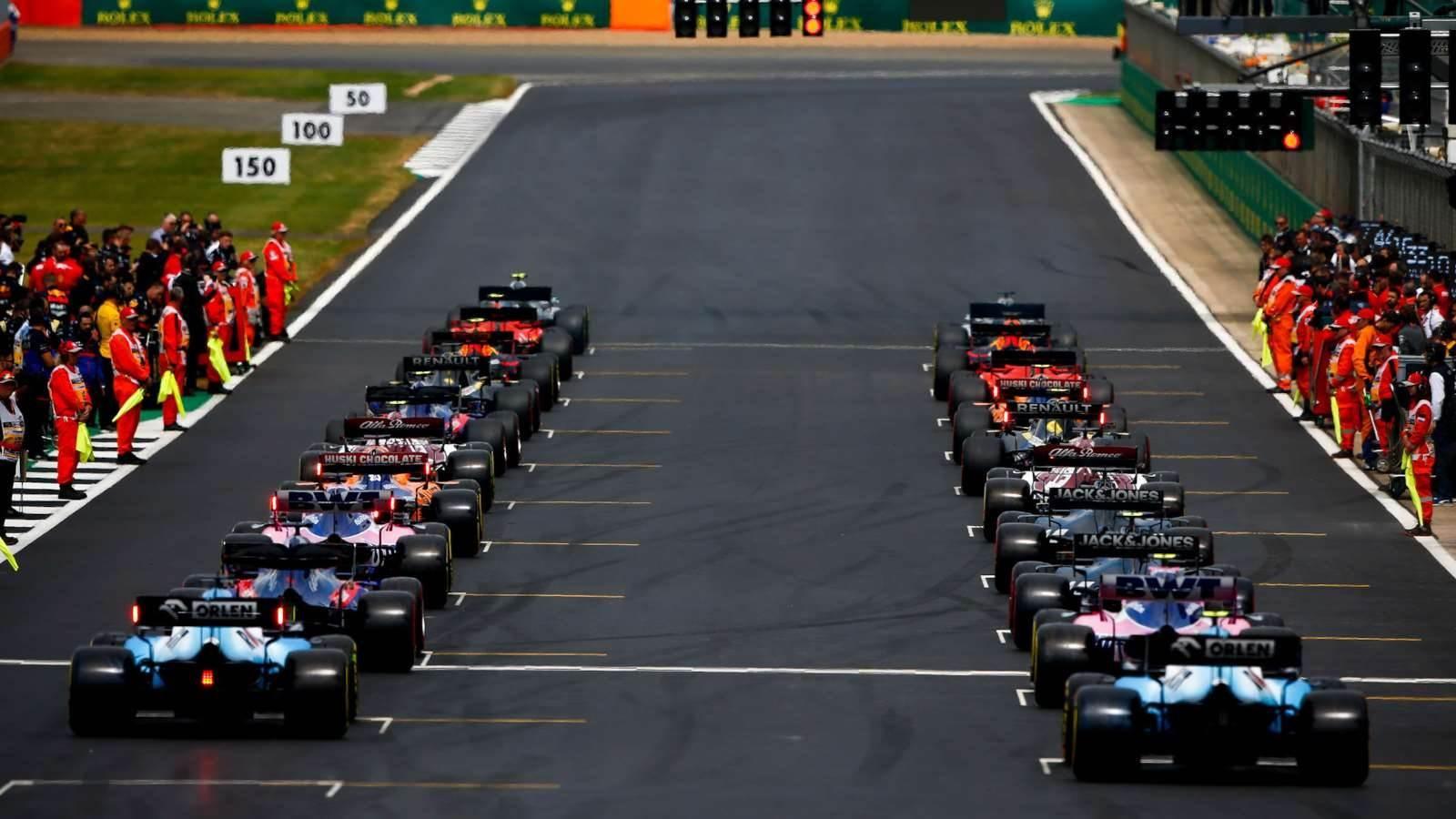 فورمولا 1: