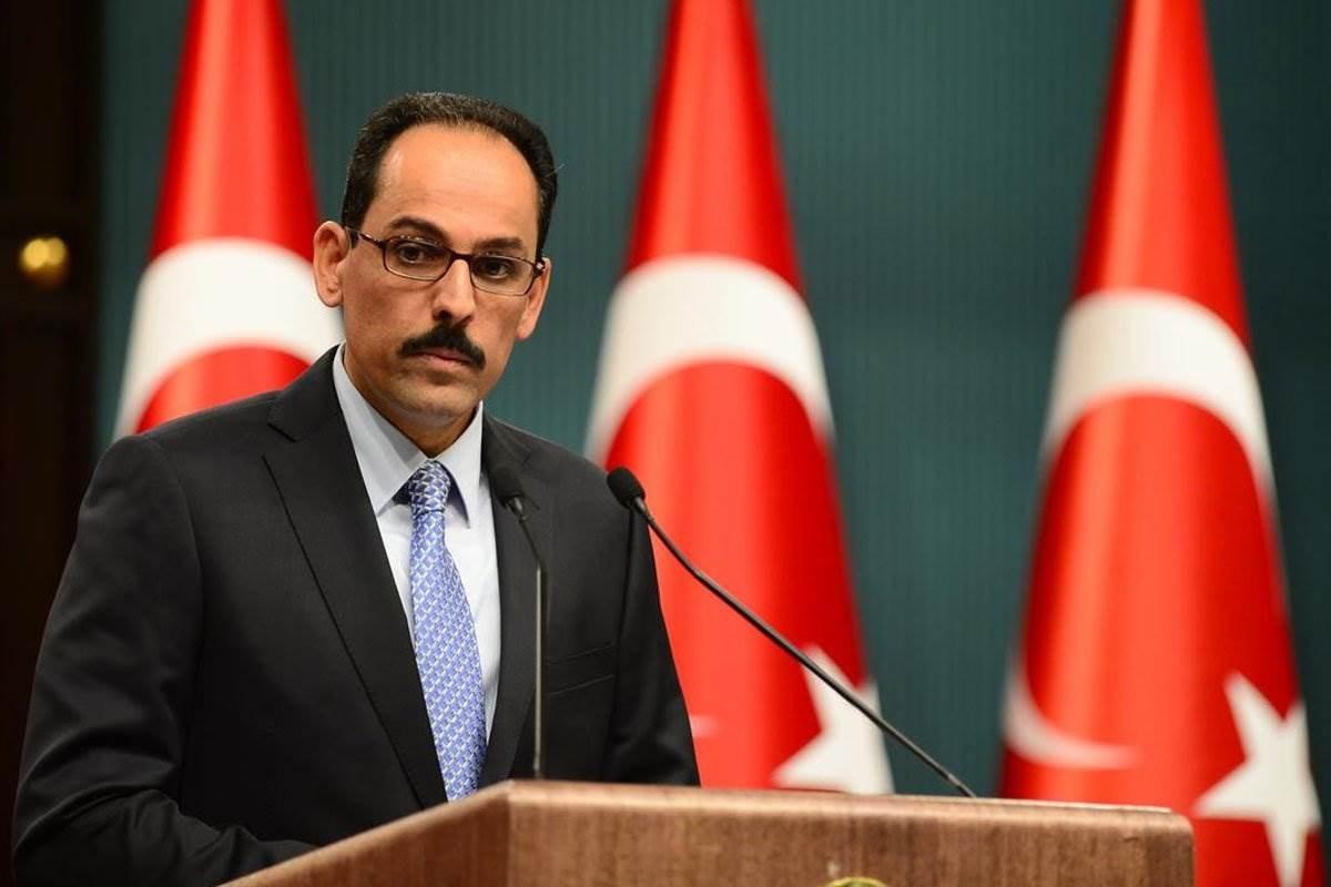 الرئاسة التركية تدعم مطلب حكومة الوفاق بضرورة العودة إلى خطوط عام 2015
