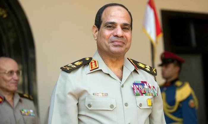 السيسي: الجيش المصري قادر على الدفاع عن أمن مصر