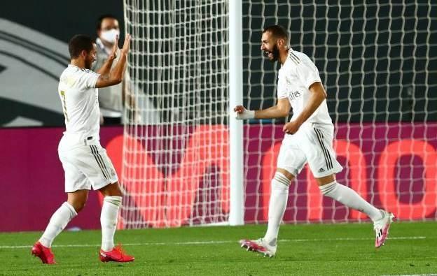 عاد ريال مدريد بقوة بعد فترة التوقّف