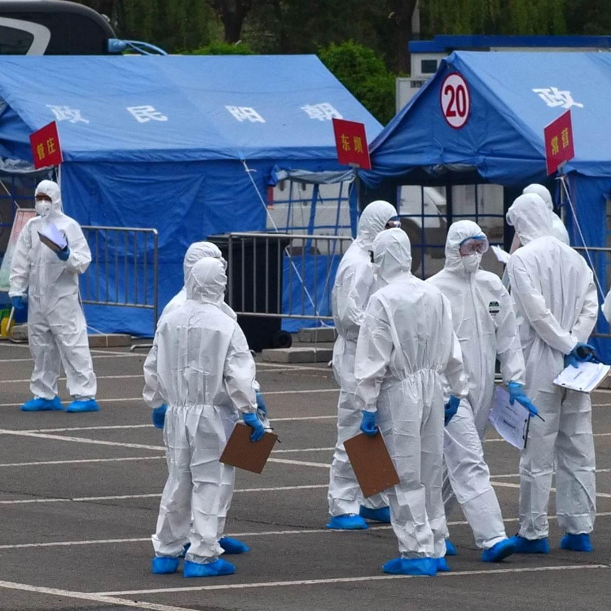 وسع بكين دائرة الفحص عن كورونا منذ ظهور سلسلة من حالات العدوى في سوق لبيع الأغذية