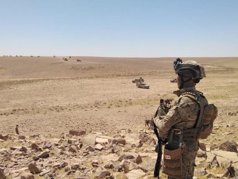 العملية العسكرية ستستمر ثلاثة أيام وترمي إلى القضاء على فلول التنظيم وتأمين المحافظة من التسلل
