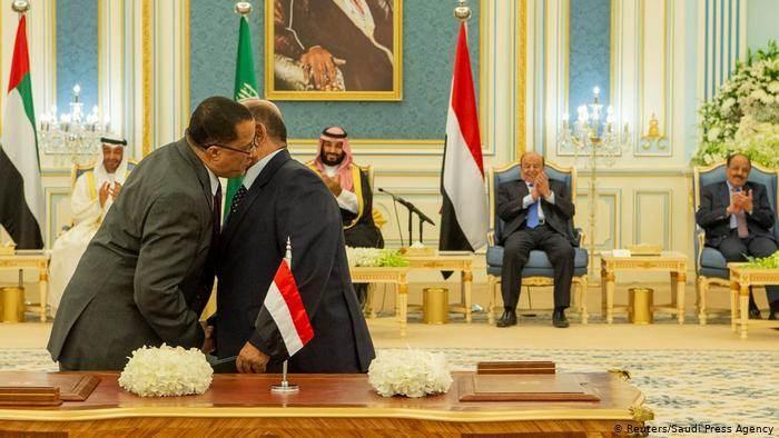 السفير السعودي لليمن: حكومة هادي و