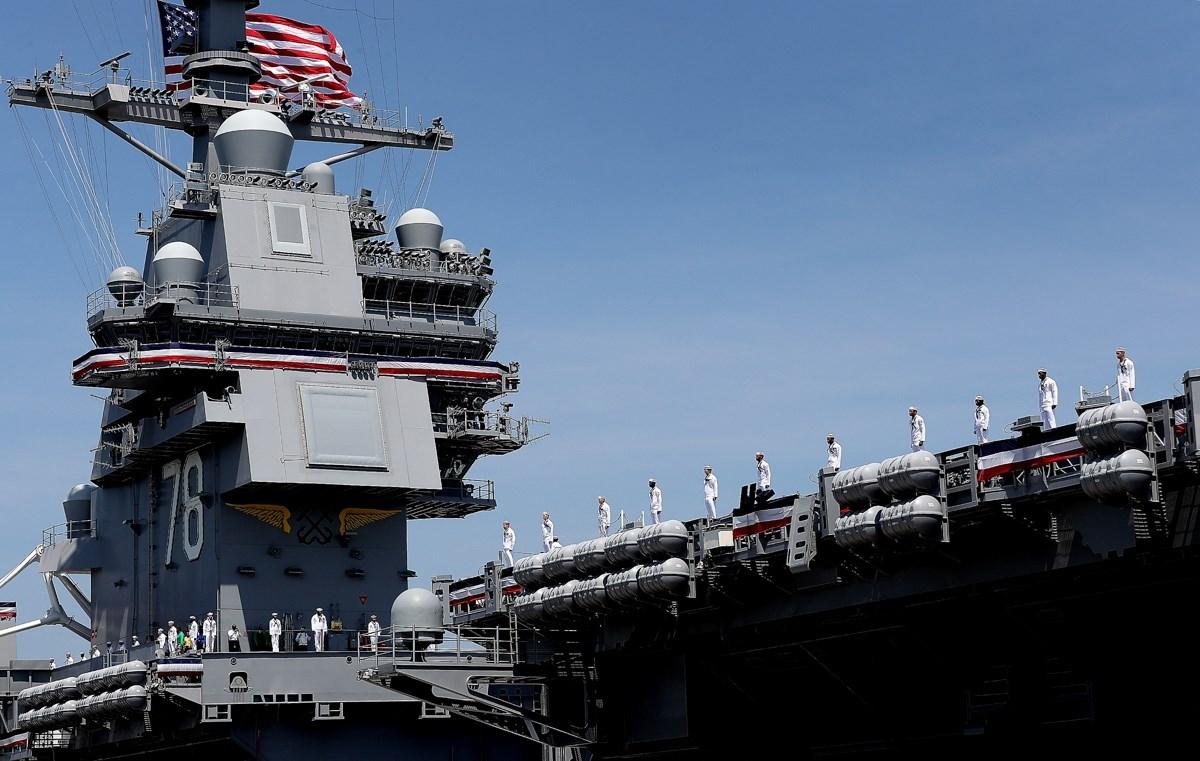 تعكس حركة البحرية الأميركية عادةً المصالح والتوجّهات الاستراتيجيّة