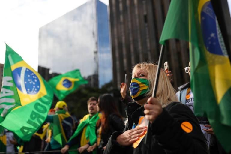 تجاوز رسمياً عدد حالات الوفاة جراء فيروس كورونا في البرازيل 50 ألف حالة يوم الأحد
