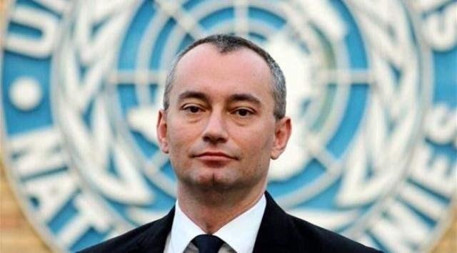 ملادينوف: الضم يتعارض مع القانون الدولي وسيقضي على فكرة السلام وقيام دولة فلسطين