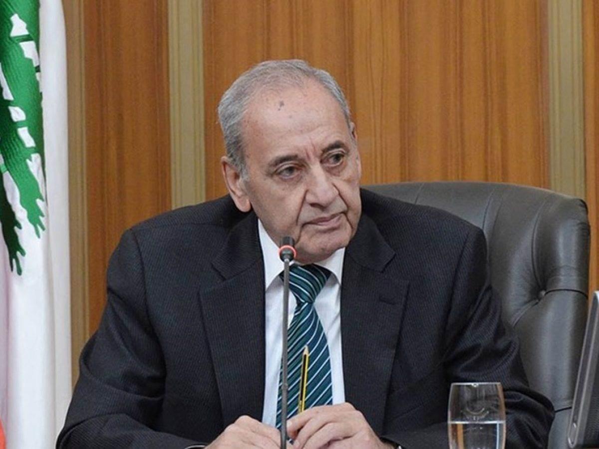 برّي: الانهيار يفرض إعلان حالة طوارئ مالية وغير المقبول جعل اللبنانيين رهائن