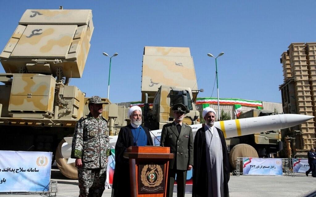 لا تنطلق إيران في تطوير أسلحتها وصناعتها العسكريّة من مفهوم ردعٍ ميكانيكيّ ماديّ بحت (أسوشيتد برس)