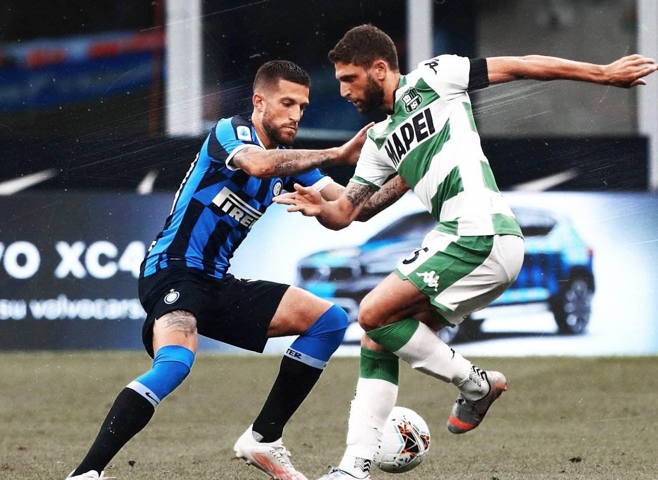 الدوري الإيطالي: ساسولو يتعادل أمام إنتر في مباراة مثيرة